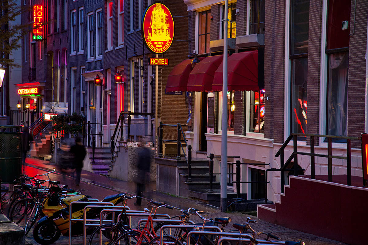 Heart of the Red Light District